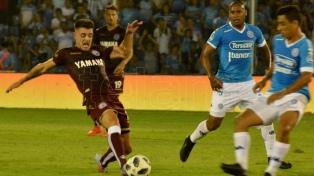 Belgrano y Lanús no se sacaron ventaja