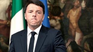 Renzi no quiere que el PD apoye al Cinco Estrellas
