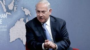 """Netanyahu: """"El pueblo de Israel llora con los familiares de las víctimas"""""""