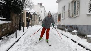 La ola de frío causó 41 muertes en una semana