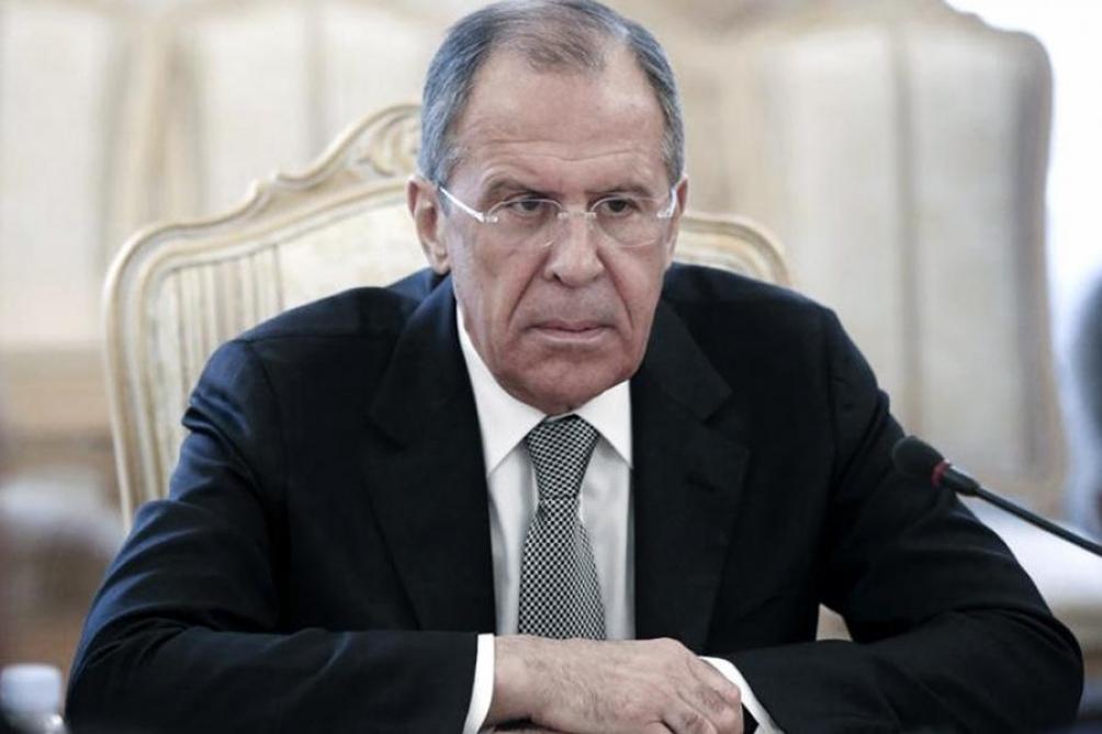 Serguei Lavrov, canciller de Rusia