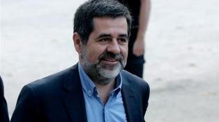Jordi Sánchez apela la decisión del Supremo contraria a su excarcelación