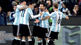 Argentina se despedirá de su público frente a la selección de Haití
