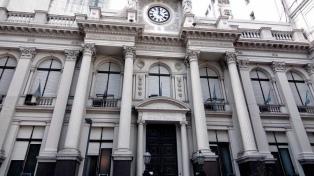 El Banco Central compró US$30 millones