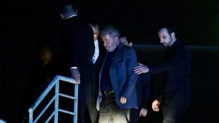 """Confirman la veracidad del audio que pide """"tirar"""" a Lula de un avión"""