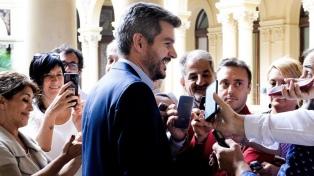 Con el tema tarifas como eje, Peña, Monzó, Massot y Frigerio analizan en Casa de Gobierno la estrategia parlamentaria