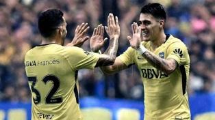 Boca puede salir campeón el próximo domingo