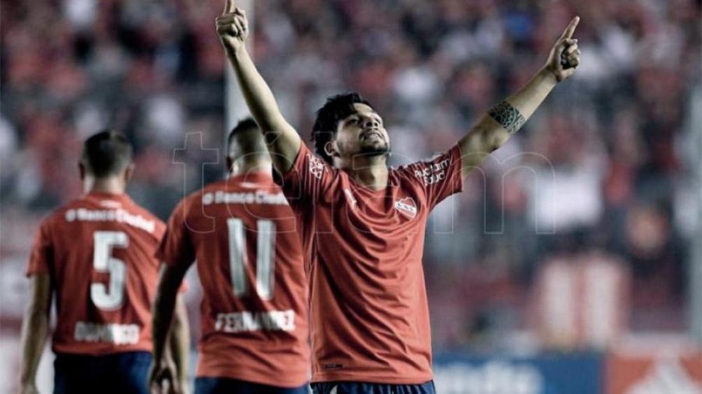 Independiente y Gimnasia igualaron en un partido vibrante
