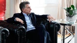 Macri defendió los cambios en el gabinete y se esperanzó con que la obra pública se mantenga