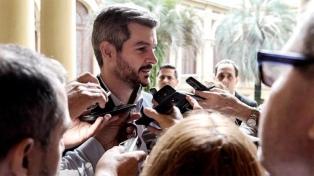 Peña dijo que no hay plan B para octubre y ratificó la alianza con el radicalismo