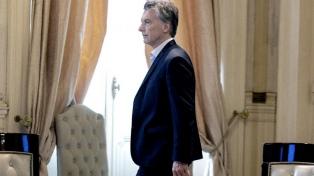 Con reuniones de coordinación y seguimiento de gestión, Macri concentra su actividad en Olivos