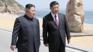 Kim viajó a China y disparó expectativas de una nueva cumbre con Trump