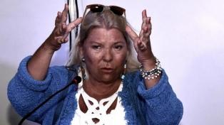 Carrió denunció a D'Alessio por enriquecimiento ilícito y evasión