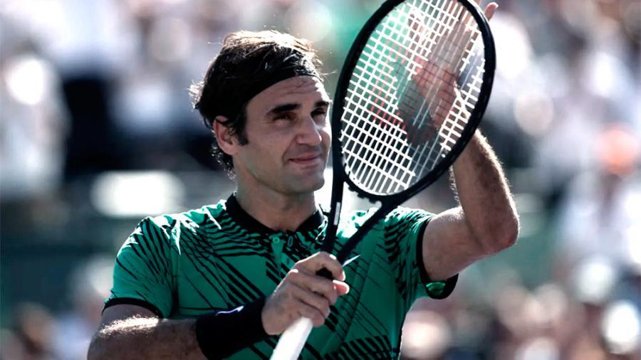 Federer jugará mañana en Buenos Aires un partido exhibición ante Zverev