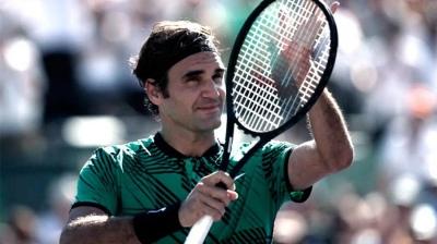 Federer jugará mañana en Buenos Aires un partido exhibición ante Zverev - Télam
