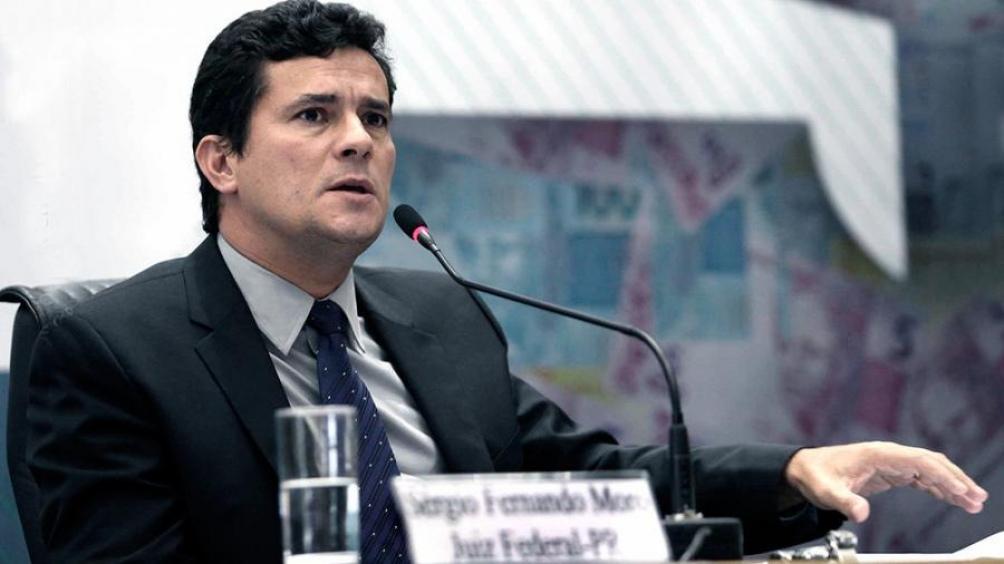 """Sergio Moro: """"La cuestión de la persecución política fue usada como coartada"""" en Brasil"""