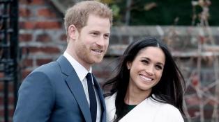 Más de 120 mil personas irán a Windsor para ver la boda del príncipe Harry