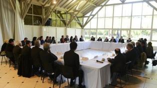 La Argentina suma apoyo internacional: Peña recibió a embajadores del G20
