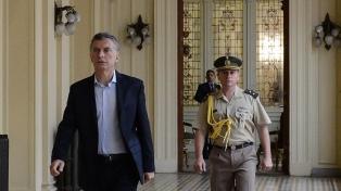 Macri recibió cartas credenciales de embajadores