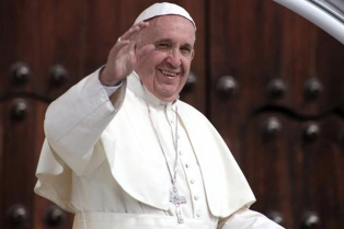 """El papa Francisco aseguró que la sexualidad """"es un don de Dios y ningún tabú"""""""