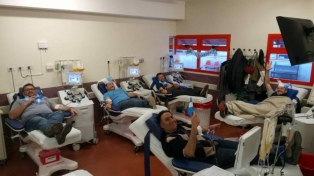 #Donantesdeseleccion, los que eligieron el momento del partido para ayudar