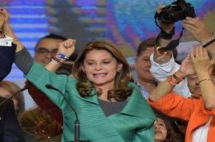 Marta Lucía Ramírez, primera vicepresidenta en la historia colombiana