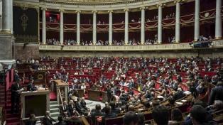 Altercado en la Cámara Baja francesa por un diputado que lució un chaleco amarillo