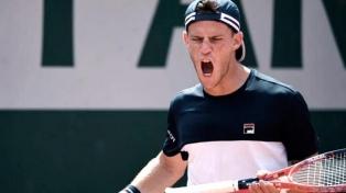 Diego Schwartzman avanzó a semifinales en el ATP 250 de Amberes