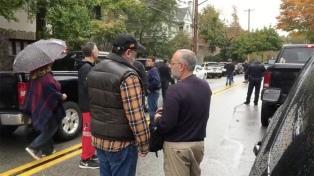 Un tirador asesinó a once personas en una sinagoga en Pittsburgh