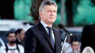 El Presidente visita el Parque Eólico de Pomona, en Río Negro