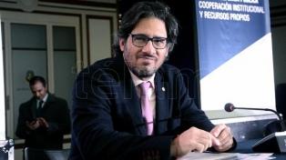 Garavano recibió a las autoridades de la DAIA