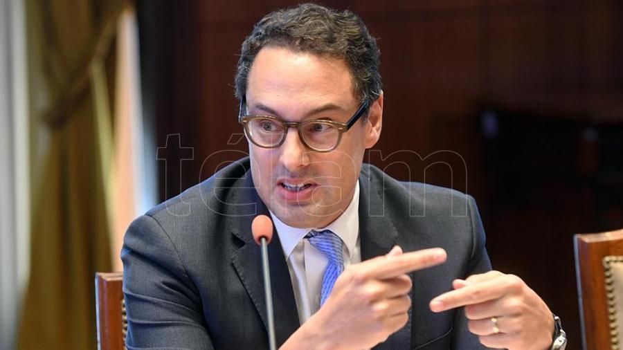 Cuccioli negó que la AFIP se preste a situaciones de espionaje