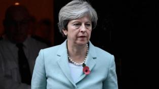 May aseguró que hubo avances con la UE y continuará negociando el sábado