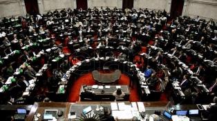 El proyecto de régimen penal juvenil será debatido en mayo