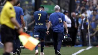 Confirmado: Cristian Pavón se queda afuera de la Superfinal