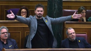 Catalanes independentistas exigen reconocer el conflicto político para facilitar el gobierno