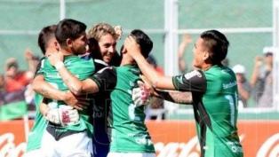 San Martín obtuvo un contundente triunfo ante Estudiantes