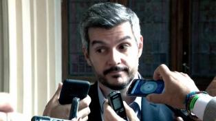 """Marcos Peña: """"El kirchnerismo no es capaz de generar ninguna esperanza"""""""