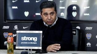 """Angelici: """"Vamos a jugar otra final de Libertadores y la ganaremos"""""""
