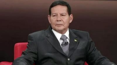 """El vice de Bolsonaro criticó a la Corte: """"¿Dónde está el estado de derecho?"""" - Télam"""