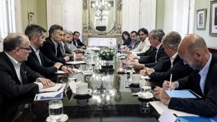 Macri recibe a su par de Montenegro y encabeza reunión de Gabinete