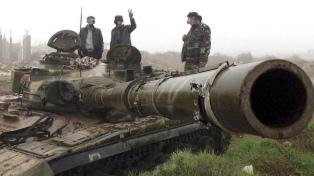 Arrecian los combates y mueren civiles en el último bastión del Estado Islámico