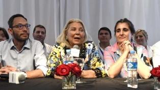 Elisa Carrió presentó un proyecto para establecer el cupo femenino