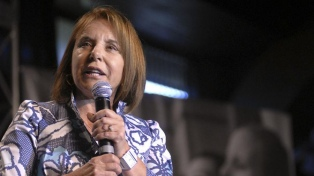 """Si seguimos con la dicotomía Cristina-Macri no salimos más"", dijo ""Chiche"" Duhalde"