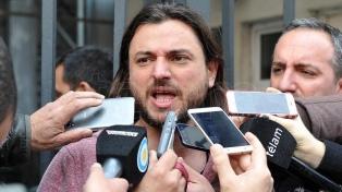 """Grabois se diferenció de D`Elía: """"En política no soy heredero ni vocero oficioso de nadie"""""""