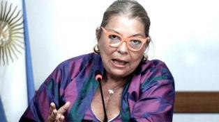 Carrió le pide a los salteños que se afilien a su partido para recuperar la personería jurídica
