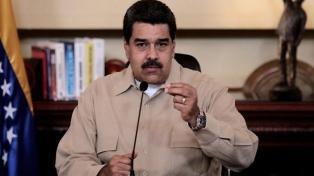 Maduro dijo que el alzamiento tuvo apoyo de Colombia y EE.UU.