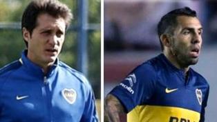 """Tevez: """"Si Guillermo seguía, no me veía otro año más en Boca"""""""