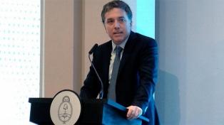 Dujovne aseguró que la economía comenzó a recuperarse y que en 2019 crecerán las exportaciones