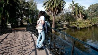 Jornada soleada y con 26 grados de máxima en la ciudad de Buenos Aires